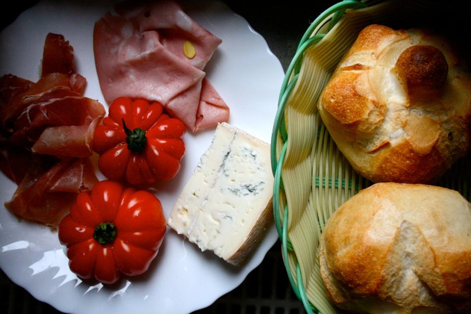 Frokost!