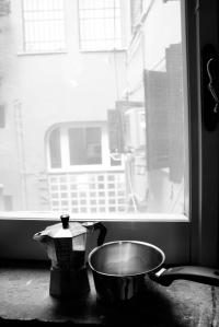 Kaffe i høydeformat..off course....