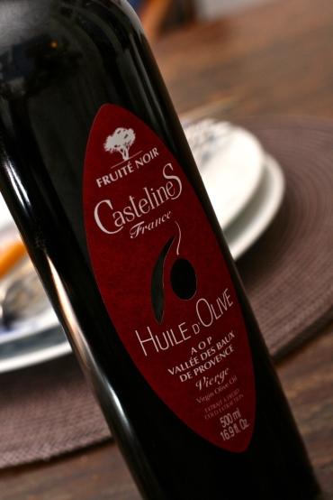 Dette, mine venner, er en fantastisk olivenolje laget på svarte oliven.