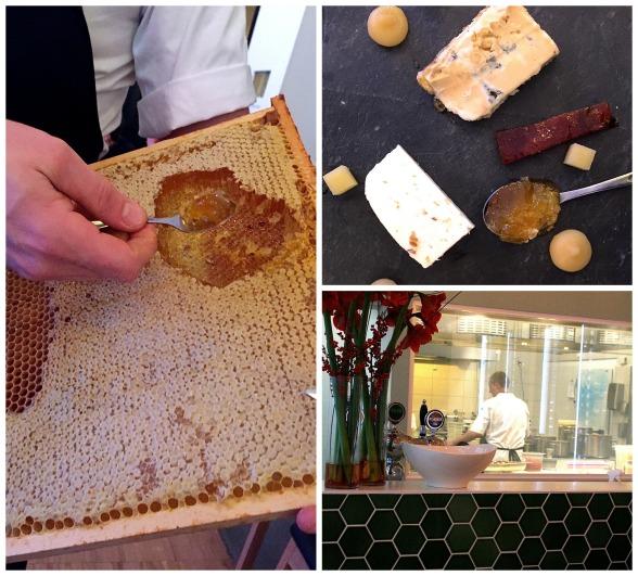 Skal det være litt duggfrisk, myk honning fra biene som titter på deg fra et glassbekledt hull i veggen? Ja takk :)