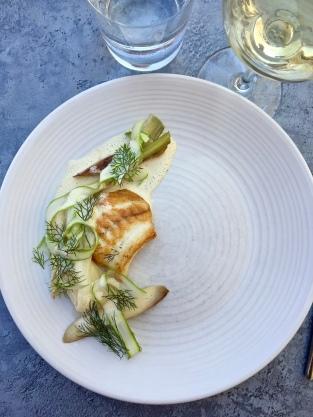 Piggvar og dansk asparges