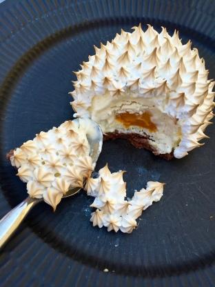 Verdens beste baked Alaska